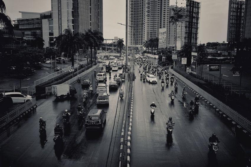 Rutinitas Kota City City Street Cityscape Streetphotography Day