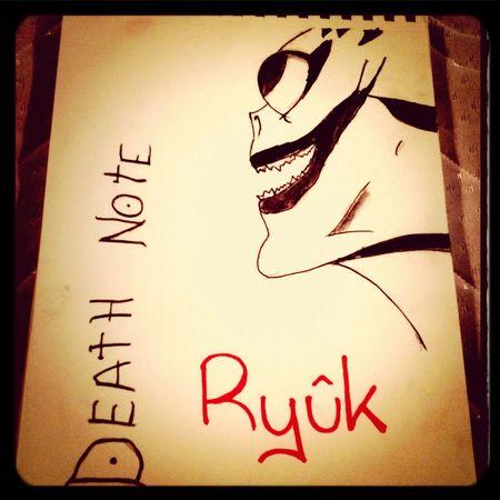 Ryuk Shinigami Death Note ❤️