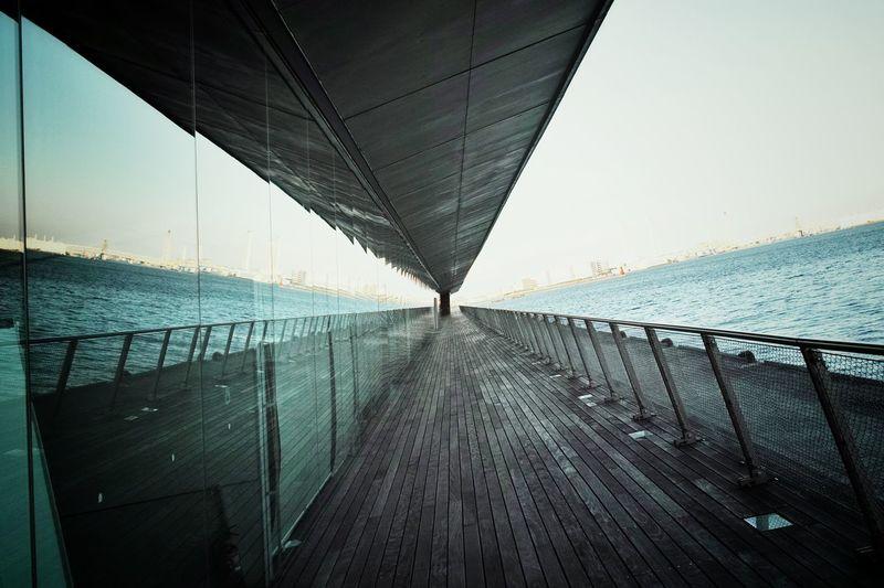 Parspective Sea Symmetry Yokohama