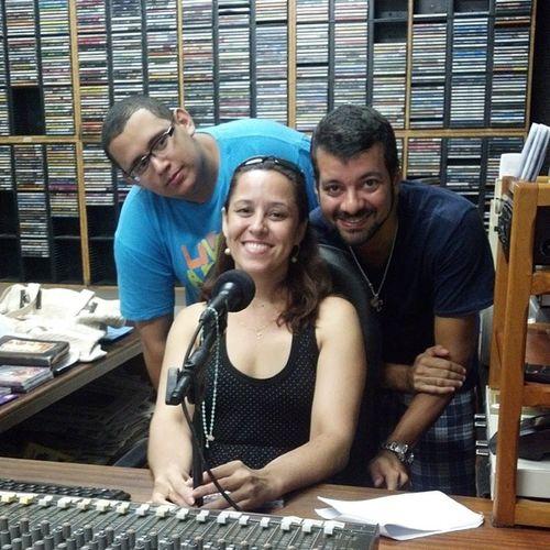Algo novo no ar. Radio SAMAUMA