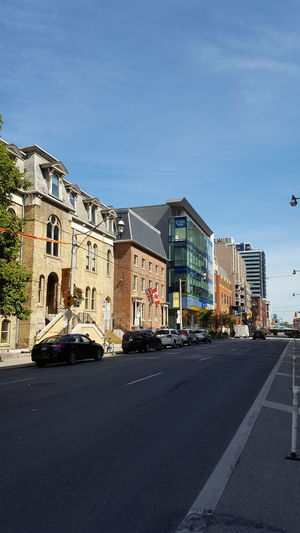 Adelaide St. East and St. George
