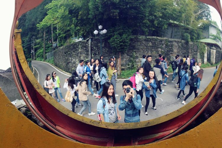 That's Me Hello World Relaxing Enjoying Life Taking Photos Lushan Mirror EyeEm Partners Leagn Travel