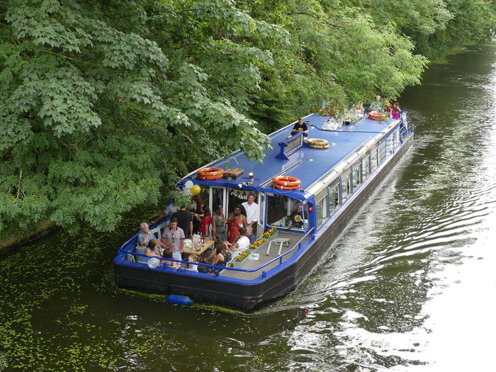 Canal Boat,
