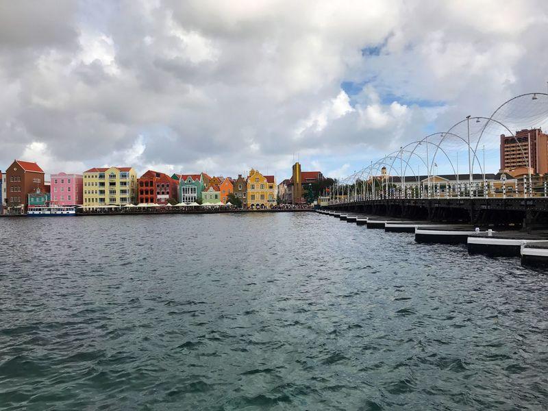 A good day ❤️ Pundacity Otrabanda Willemstad Curacao RoyalCaribbean