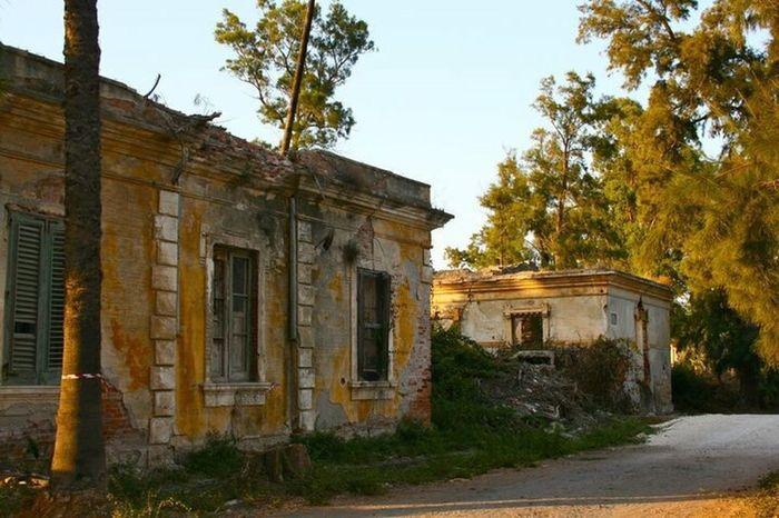 Sicilia Abandoned Canon400d Sicily Augusta Canonphotography Nature Architecture Canon Beauty In Nature Scenics