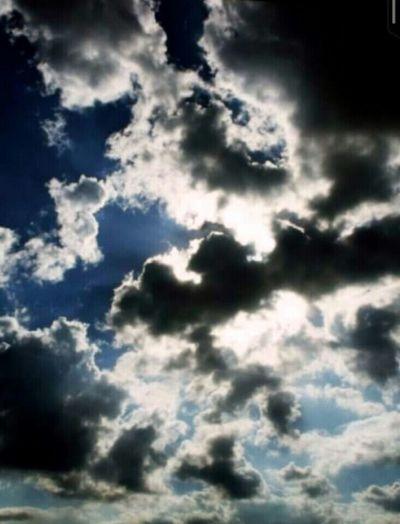 Peace Blue Sky Blue Skyporn Sky Sunshine Sun Sunlight Clouds Cloudyday Beautiful Nature EyeEm Nature Lover Beautiful Nature Vast Earth Theblueplanet