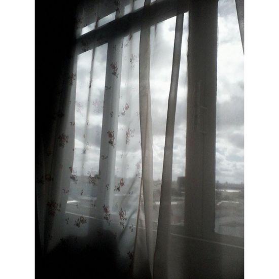 Window Sky Clounds  Skyporn vscocam vsco vscogrid