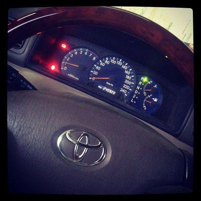 My car before