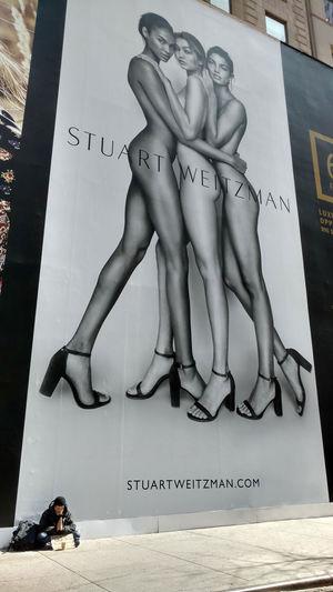 Pray Praying 5th Avenue 5th Ave New York New York City Street Streetphotography NY NYC NYC LIFE ♥ Model Fashion Advertisement Glamour Spiritual Spirituality Nude_model Nude_body Nude ad Highhills First Eyeem Photo