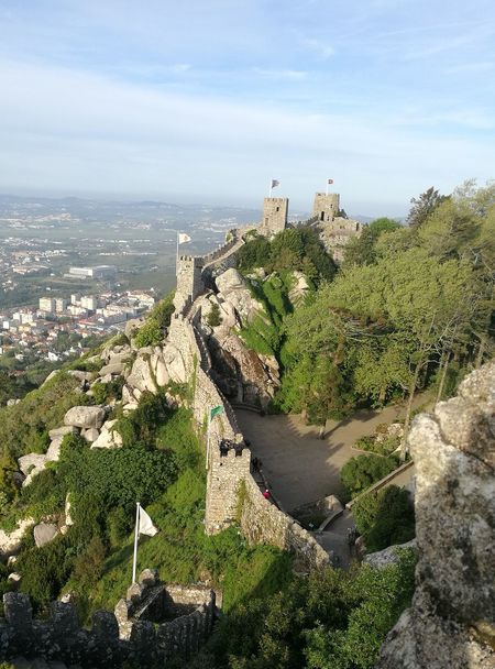 No Filter Portugal Sintra Castle Moors Castle EyeEmNewHere