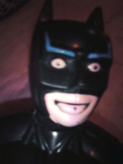 This scare the shit outta me ! batman Batmantoy