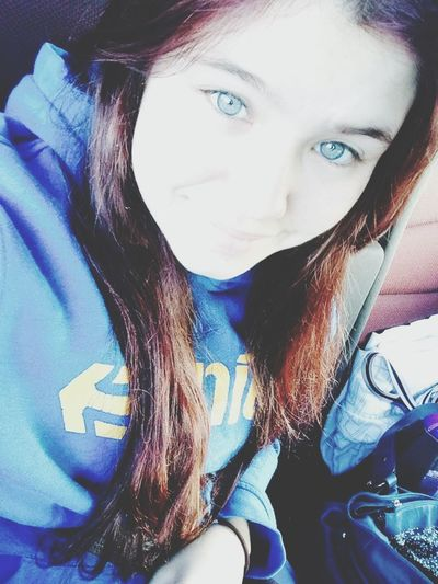 Have A Good Day ^^ Thinking About Him :'| *.* My Blue Eyes ♥