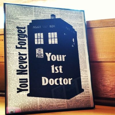 Another awesome Bostoncomiccon purchase. Although not my first Doctor  , 10 will always be my favorite. Nerdgirlproblems doctorwho thedoctor