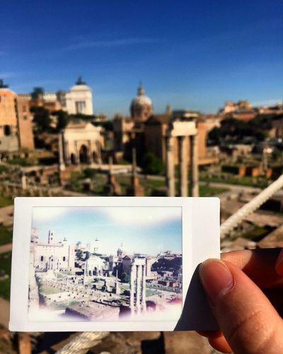 Rome Rome Italy🇮🇹 Roman Forum Archeological Site Lovearchitecture Photo Photography Photography Themes Cityscape Photograph Sky Analogica Analography Nostalgy EyeEmNewHere EyeEm Gallery