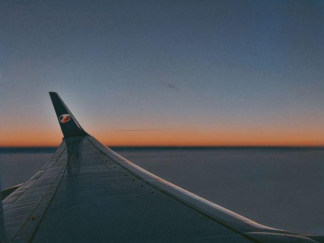 Something new... Sunset