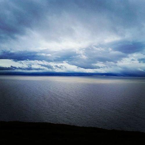 Clouds Breandowns Cliff Seaside