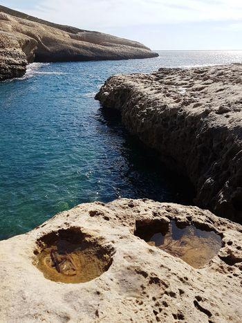 Su Riu 'e Sa Ide Beach Sand Rock - Object