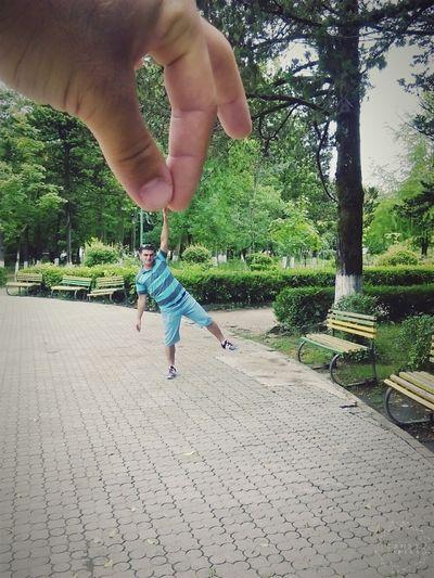 Hi! Taking Photos Me And My Dude  Central Park Popular Photos Originality