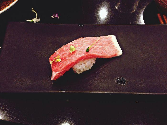 Sushi Tuna Foodporn Seafood