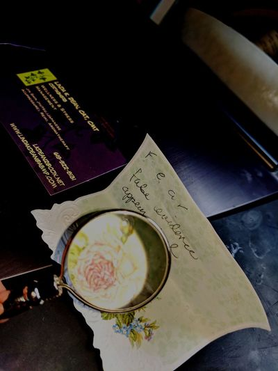 Love Thyself.. Post It Note Affirmations Abstract Photography High Angle View Ink Close-up Still Life