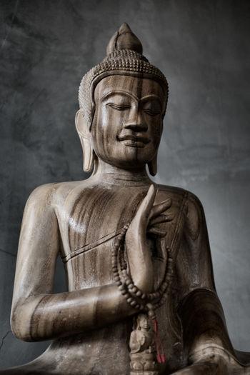 Asana Buddha Buddha Sakyamuni Buddha Statue Buddhism Calm Cambodia Carving - Craft Product Compassion Enlightenment Focus Focus On Foreground Love Low Angle View Meditation Mindfulness Peace Sculpture Silence South East Asia Spirituality Statue Theravada Wisdom Yoga