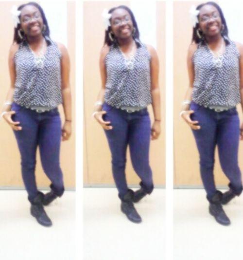 I'm Classy Today. :)