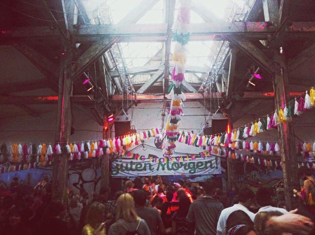 Morning Gloryville Berlin Dance Yrself Clean Conscious Clubbing