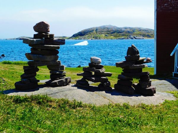Labrador Iceberg Ocean Inuksuk EyeEmNewHere Lost In The Landscape Perspectives On Nature
