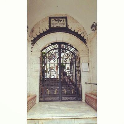 Antakya Antaki Antiochorthodoxchurch Antakyaortodokskilisesi kapi door entrance hatay orthodox orthodoxchurch giremedik bakimda