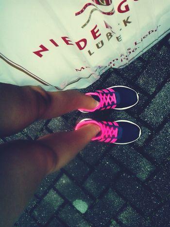 my new adidas