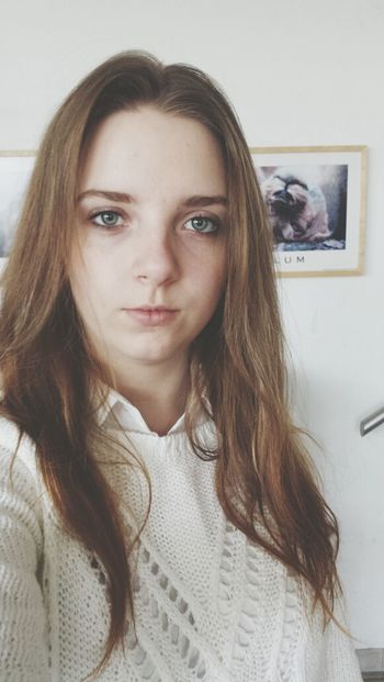 Selfie Myself Portrait Fashion