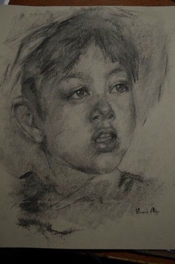 Drawing Art Enjoying Life