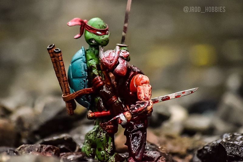 Now you are beaten ( Full Color) Action Shot  Action Figures Photography EyeEm Best Shots Toy Photography Effects Nikon Eyeem Photography EyeEm Best Pics Toyartistry Blood Toys EyeEm Teenagemutantninjaturtles Ninja Turtles Teenage Mutant Ninja Turtles  Toy Art Toys R Like Us Toysrlikeus Showcase April