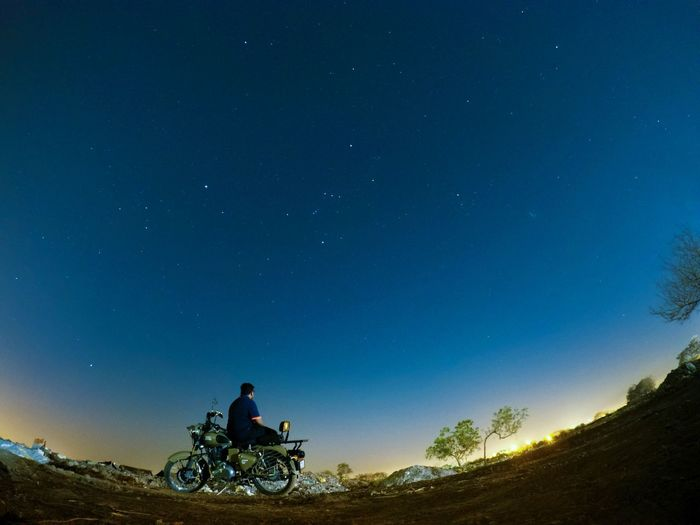 The City Light Go Pro Photography Nightphotography Astronomy
