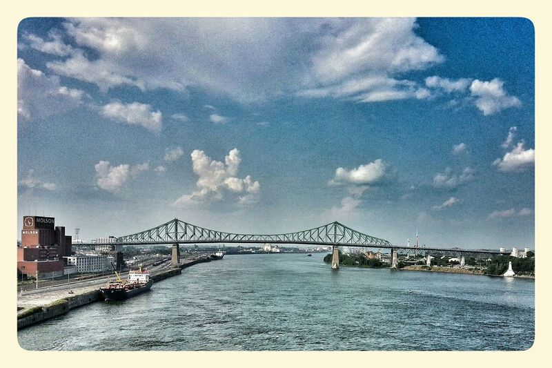 Montreal Pont Jacques-Cartier Bridge First Eyeem Photo