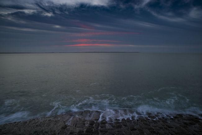 Hook Head, Ireland Dunmore East Sky Sea Cloud - Sky Water Scenics - Nature Beauty In Nature Tranquil Scene Horizon Over Water Horizon Beach Tranquility Nature Land No People Sunset Non-urban Scene Idyllic Motion Outdoors