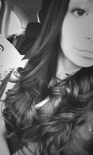 stupid society. Hi! Brune Curly Hair!