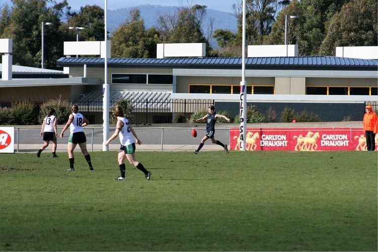 Tough Women Tasmania Women's Afl