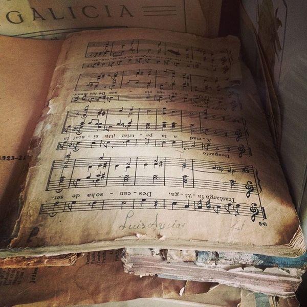 Music Partituras Pentagrama
