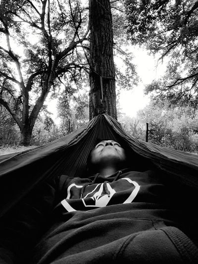 Some times i need time to myself, alone, away from civilization. Canyondechelly Beauty In Nature Nature Outdoors Beautiful Arizona Hammock Cottonwood Trees Canyons NationalMonument Camping Rei AwesomePeople ♡