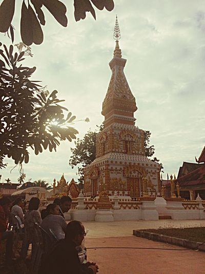 Buddhist love😍😘 Built Structure Place Of Worship Architecture Religion Spirituality Building Exterior Sky Travel Destinations Real People Travel Outdoors Large Group Of People Day City Cultures