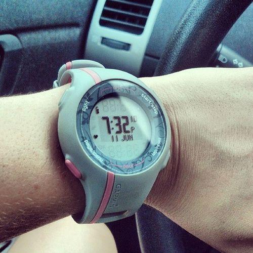 New gps watch Garmin Forerunner Fr110 Hrm