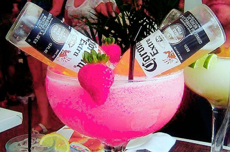 Corona Tropical Drink