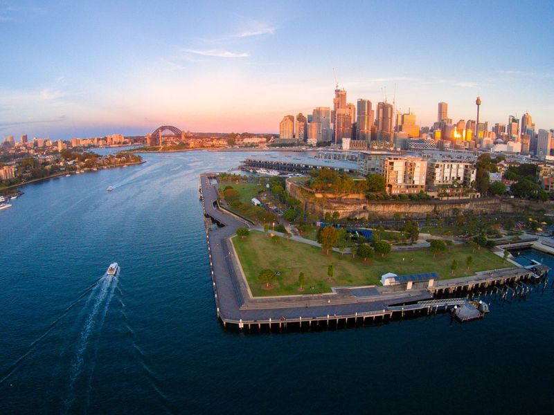 Harbour Bridge Sydney, Australia Architecture Building Building Exterior Built Structure City Cityscape Dji Mode Of Transportation Nature Nautical Vessel No People Office Building Exterior Outdoors Sky Skyscraper Sunset Transportation Travel Travel Destinations Water
