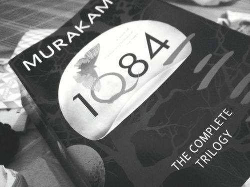 Target this month... 1Q84 Haruki Murakami