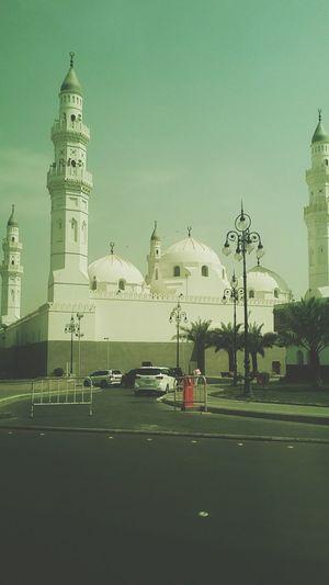 مسجد_قباء المدينة_المنورة Al_madina By Me