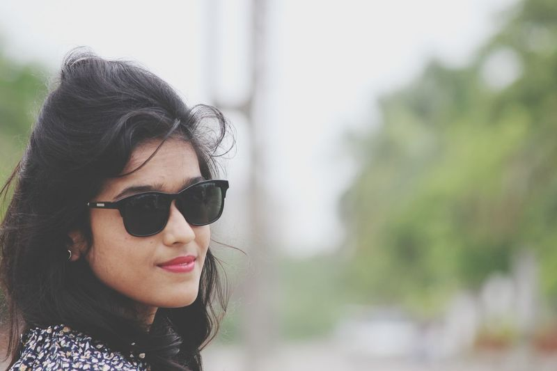 Sunglasses Only Women Adults Only Adult One Woman Only Portrait Fashion Beautiful Woman Women Beautiful People Impictures ImPHOTO Imphotographer Black Hair ImPrashant Beauty The Portraitist - 2018 EyeEm Awards This Is Natural Beauty