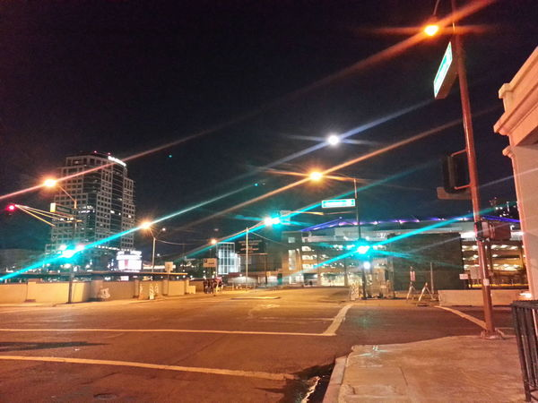 Citylights Downtownphoenix Mytown As Usual💚 Street Photography