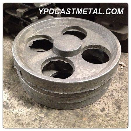 ล้อ!! Wheel!! Ypdcastmetal Metalworking Steel Sandcasting