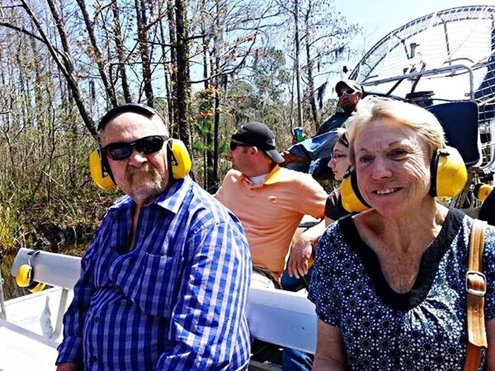 Up Close Street Photography Airboat Ride Alabama Swamps Spring Moments From My Point Of View Family Candid Photography Unique Perspectives In Public Simple Pleasures Natural Beauty Nano Nana Noisy Wind Clear Sky Water Gator Tours Tv Show Gator People Hosted Tour Memories ❤ Good Times (: